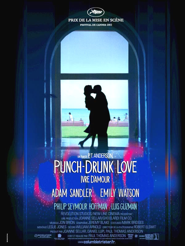 Image result for Punch drunk love